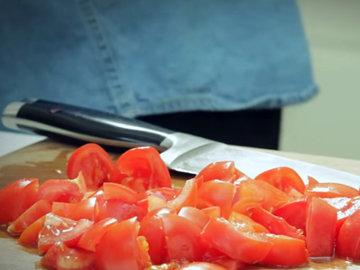 Как приготовить Легкий овощной карри 5