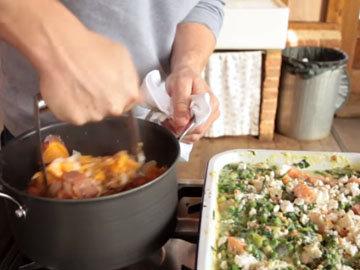Приготовить картофельное пюре 2