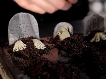 руки зомби