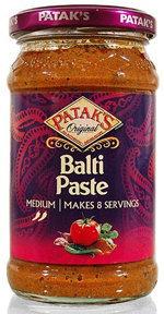 Patak's jalfrezi curry