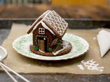Пряничный домик рецепт от Bee's Bakery