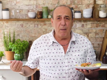 салат от Женнаро