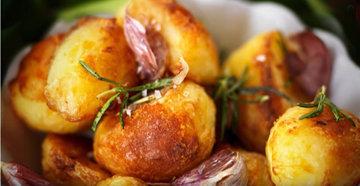 Лучший жареный картофель