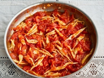 Вкусные макароны