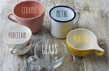 Выбор правильной чашки
