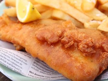 Подать fish & chip