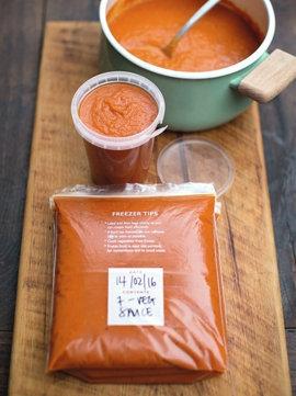 Томатный соус с 7 овощами