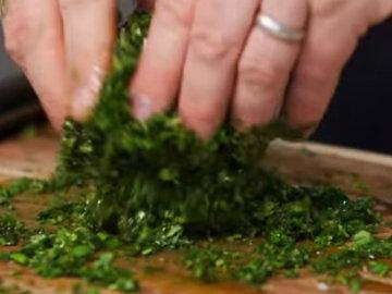 1. Порубленные травы
