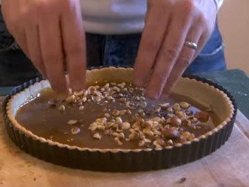 Джейми испек Шоколадный пирог 3