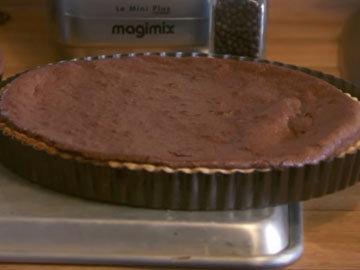 Джейми испек Шоколадный пирог 7