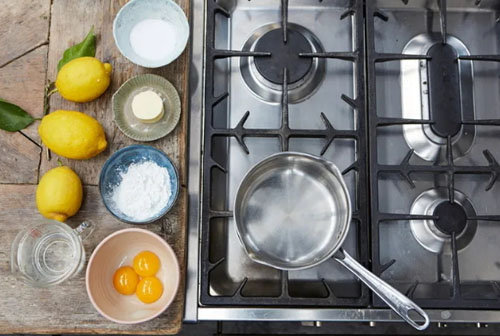 Лимонный курд рецепт 1
