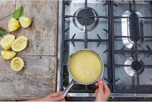 Лимонный курд рецепт 9