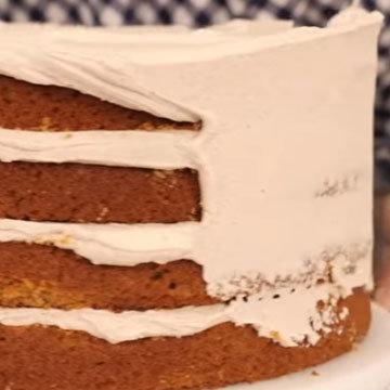 Праздничный торт - сборка и украшение 2