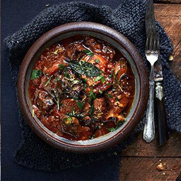 Рецепт рагу из мяса