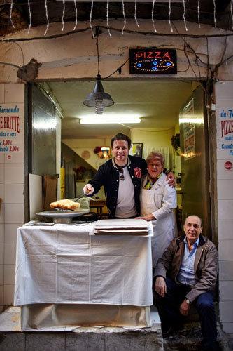 тесто для пиццы Неаполитанской