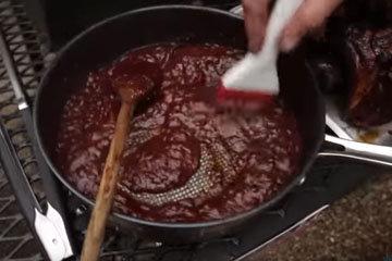 Домашний соус BBQ