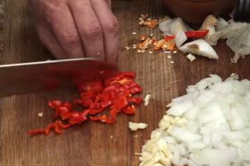 1. Домашний соус BBQ