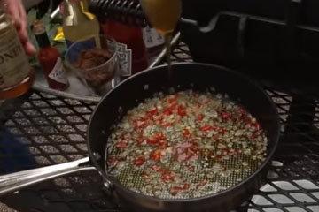 3. Домашний соус BBQ