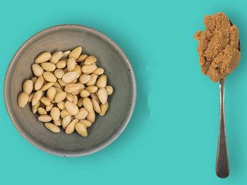 Ореховая паста (масло)