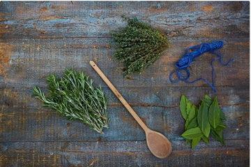 как сделать травяную кисточку 1