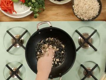 Рецепт жареного риса 1