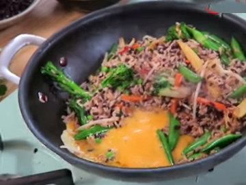Рецепт жареного риса 7