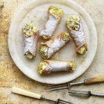 Рецепт трубочек канноли