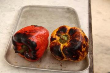 Салат из перцев 1
