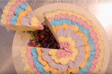 Торт Piñata