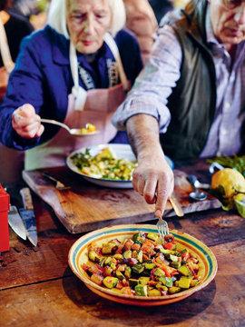 Le Bellissime Zucchine Delle Nun Del Mercato
