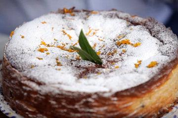 Рисовый пирог от Женнаро