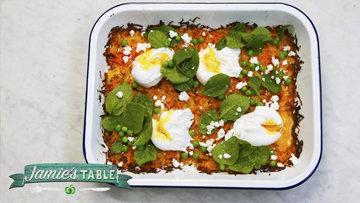 Драники из моркови в духовке