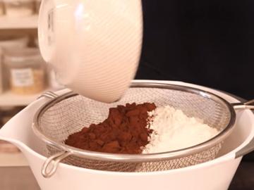 Мастер класс Рецепт веганского шоколадного торта 3
