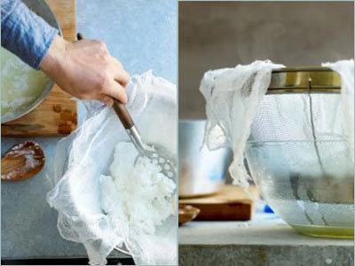Как приготовить сыр рикотта 3