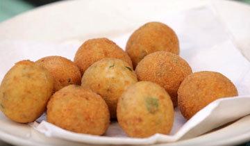 Рисовые шарики Аранчини