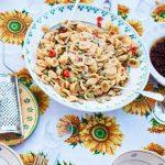 рецепт пасты с тыквой - от Женнаро