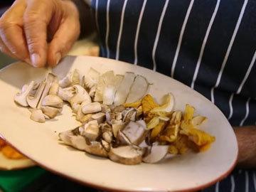 рецепт пасты с тыквой 2