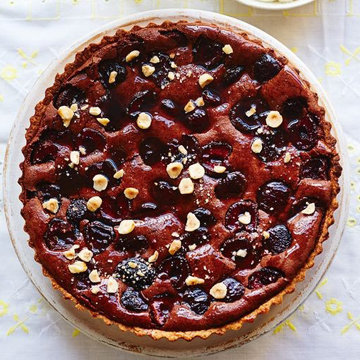 Рождественский пирог рецепт по мотивам Шварцвальдского торта