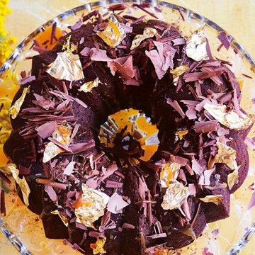 Традиционный английский праздничный пирог