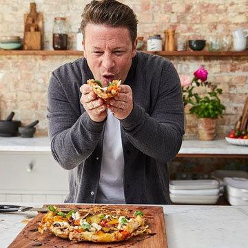 пицца на слоеном тесте и многие дргуие изделия готовятся быстро и получаются вкусными