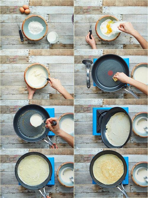 Как приготовить идеальные блины