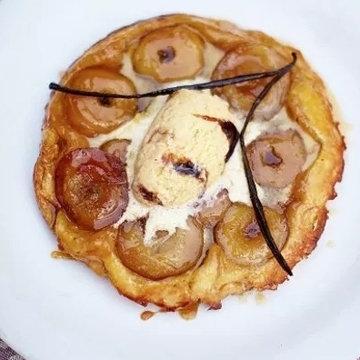 Всемирно известный яблочный пирог рецепт Тарт Татен