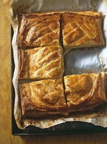 Яблочный пирог рецепт с сыром Ланкаширский
