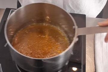 приготовить карамель 2