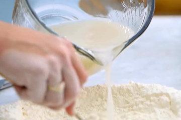 рецепт домашнего хлеба в духовке 3