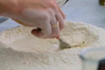 рецепт домашнего хлеба в духовке 4
