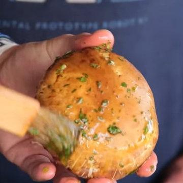 Как приготовить гамбургеры с грибами 5
