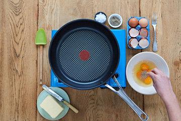 Как сделать идеальную яичницу 2