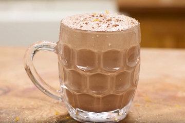 Шоколадный напиток эггног