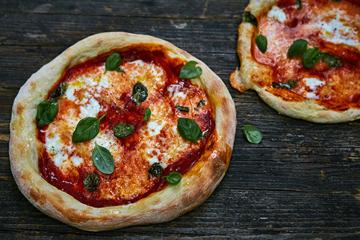 Персонализируйте свою пиццу.